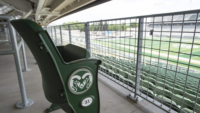Saturday's opener for the new CSU stadium is sold out, but tickets are still available on the secondary market for a price.