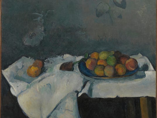 Still Life: Plate of Peaches