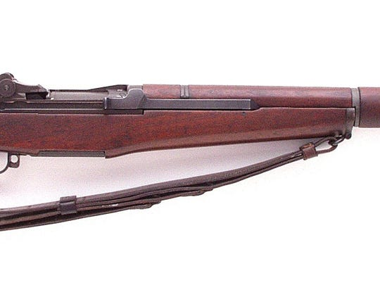 The M1 Garand was produced in Springfield during World