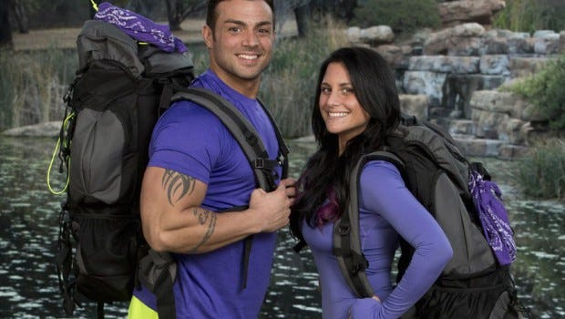 Matt Cucolo and Ashley Gordon, a Scarsdale couple, who are teammates on the new season of 'The Amazing Race,' got engaged on a mountaintop in Thailand at the end of Friday night's episode.