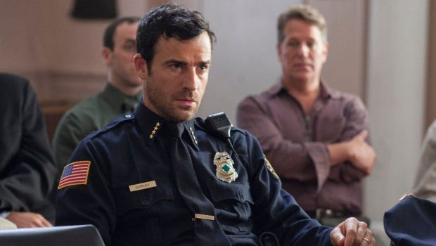 Justin Theroux in 'The Leftovers.'