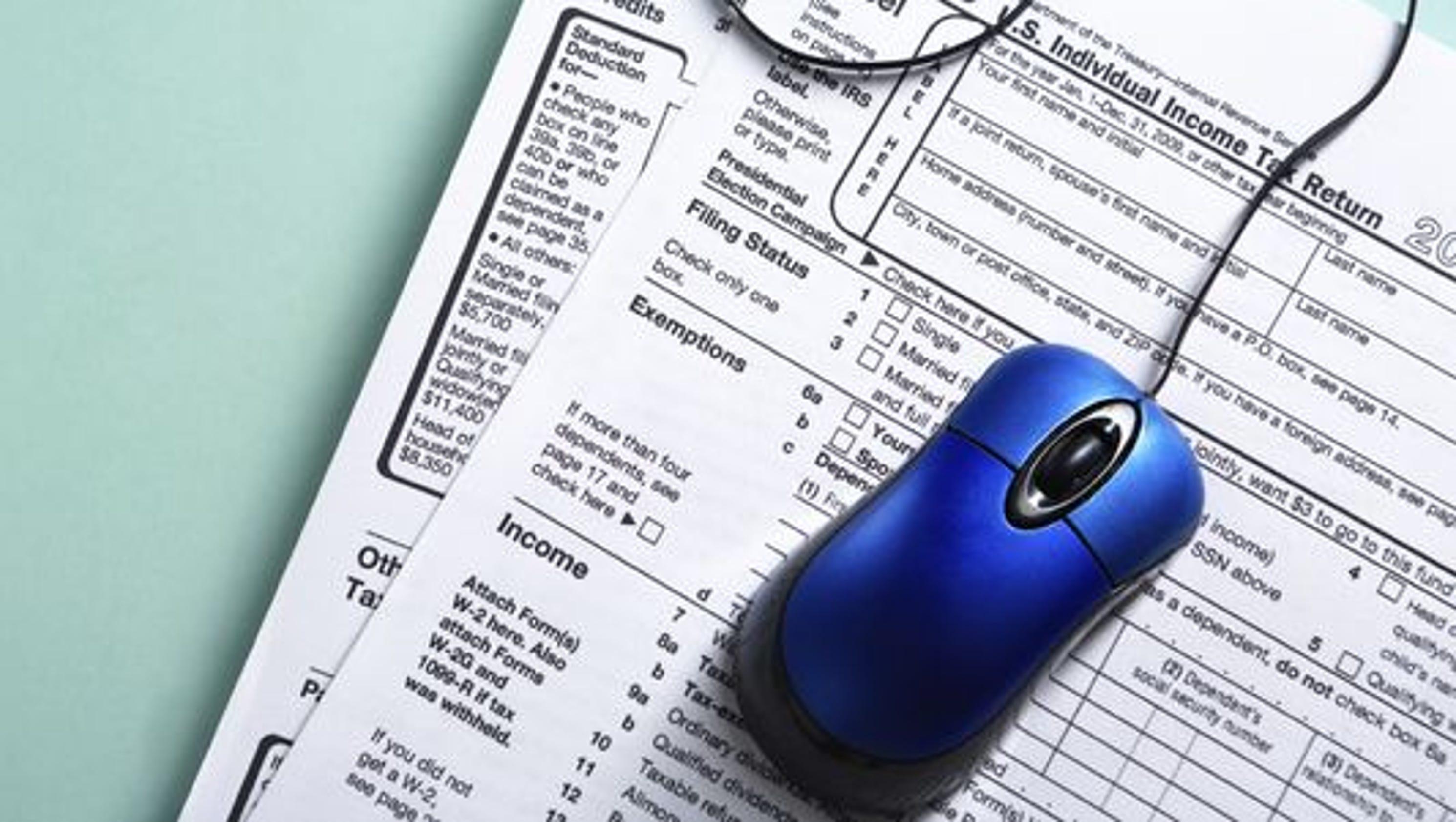 ed full form in tax