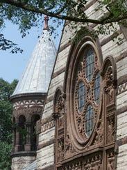 Alexander Hall at Princeton University.