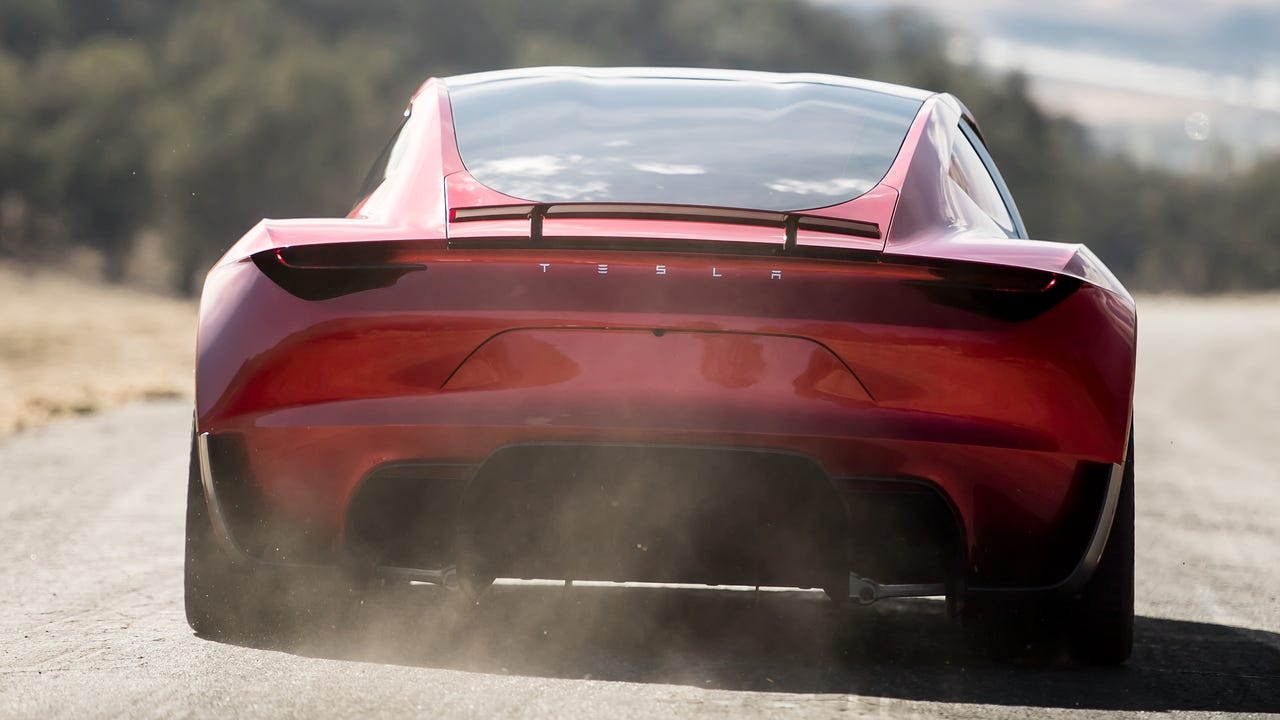 Tesla's 'fastest' car ever will be here in 2020