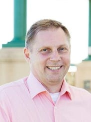 Calvin Bandstra of Pella is vice president of Bank
