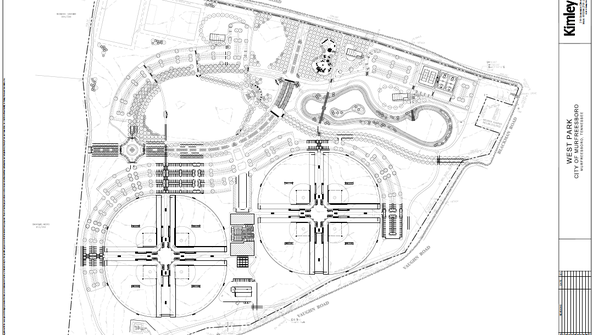 The shows the current Murfreesboro city plan for a