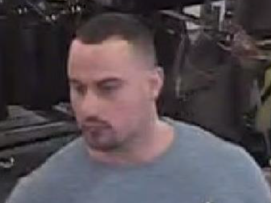 West Des Moines credit card fraud suspect
