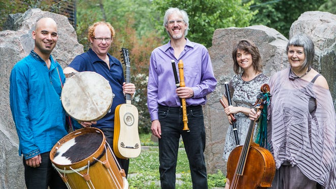 Canada's Ensemble Caprice plays Baroque music 5 p.m. March 17 at the UWM Zelazo Center, 2419 E Kenwood Blvd. This is an Early Music Now concert.