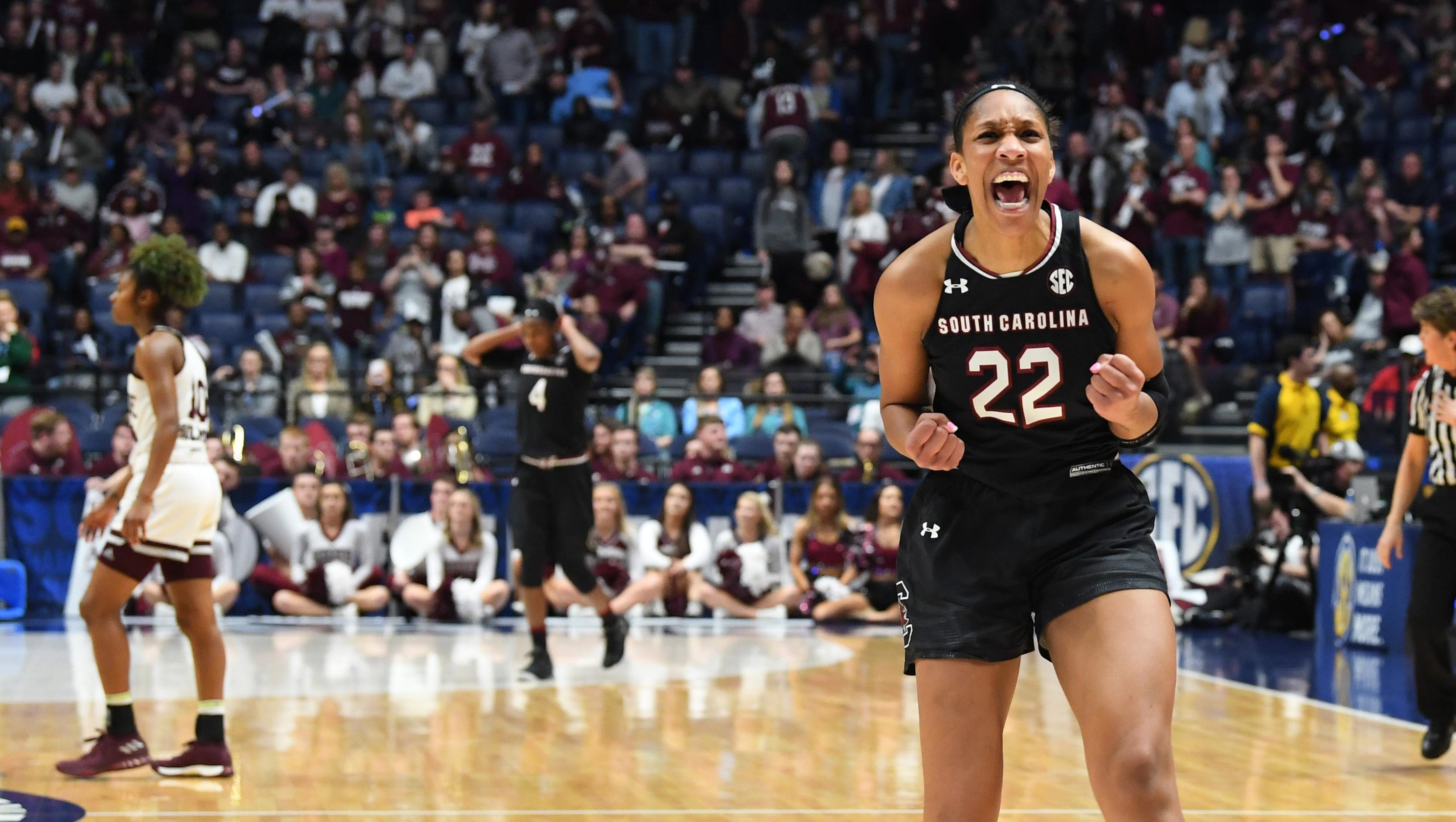 USA TODAY Sports women's basketball All-American teams