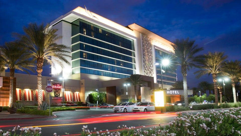 Aliante Casino + Hotel is in North Las Vegas set apart