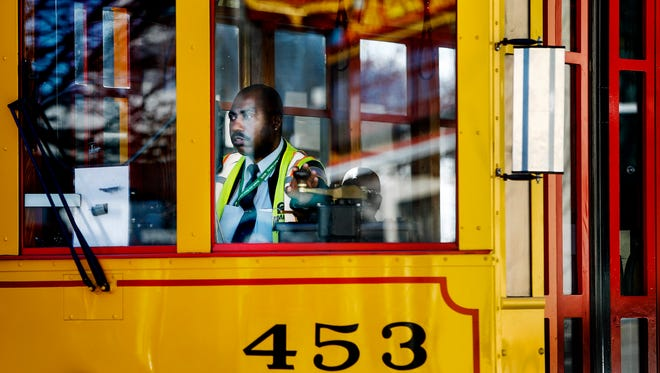 The Memphis Area Transit Authority is training trolley drivers this week for an expected relaunch of the Main Street Trolley in April. The MATA board on Tuesday approved free rides on the trolley during the first two weeks of operation.