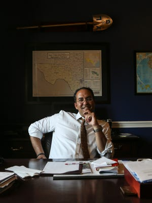 Rep. Will Hurd at his congressional office on June 21, 2017.