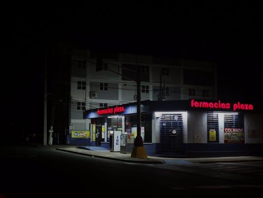 Puerto Rico blackout