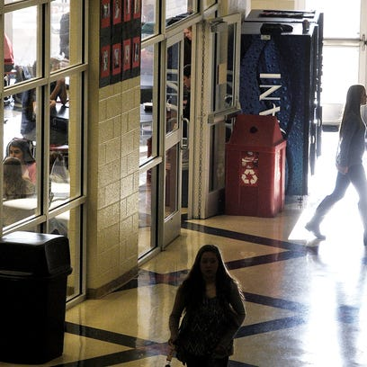 Williamson County Schools' average ACT score is 23.8
