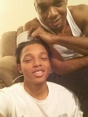 Tamerick Drummond, 17, was killed Tuesday. His father, Maurice Pruitt, spoke with The Clarion-Ledger.