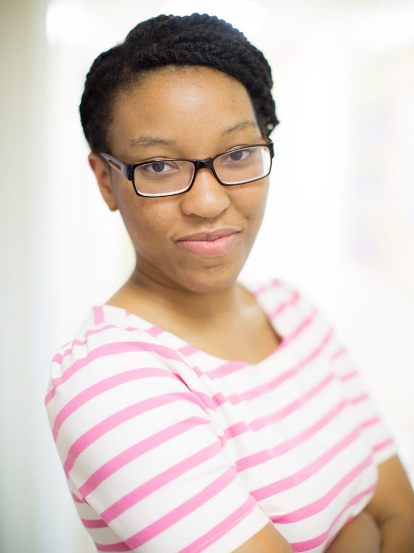 Izabelle Denize, 22, from the Sadie Nash Leadership