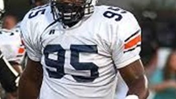 Four-star defensive tackle Benito Jones is spending his spring rehabbing from a shoulder injury