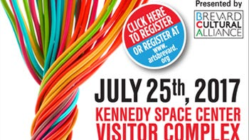 The Brevard Cultural Alliance will hold its second Cultural Summit at the Kennedy Space Center Visitor Complex Debus Center on July 25.