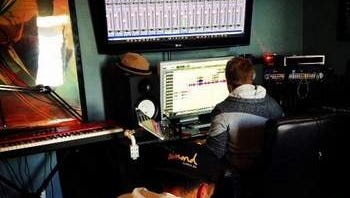 Glare Novice already working on new music in Los Angeles at Humble House Recording Studios