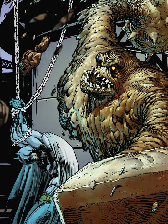 Clayface cover