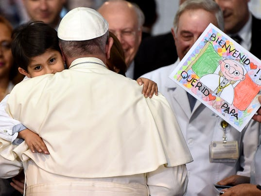 MEXICO-POPE-VISIT