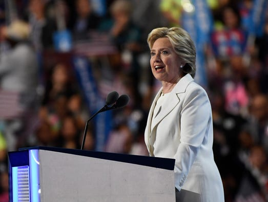 rhetorical analysis on hillary clinton s speeches The smartest thing about hillary clinton's acceptance speech thursday night at the democratic so we're not going to get flashy speeches from hillary clinton.