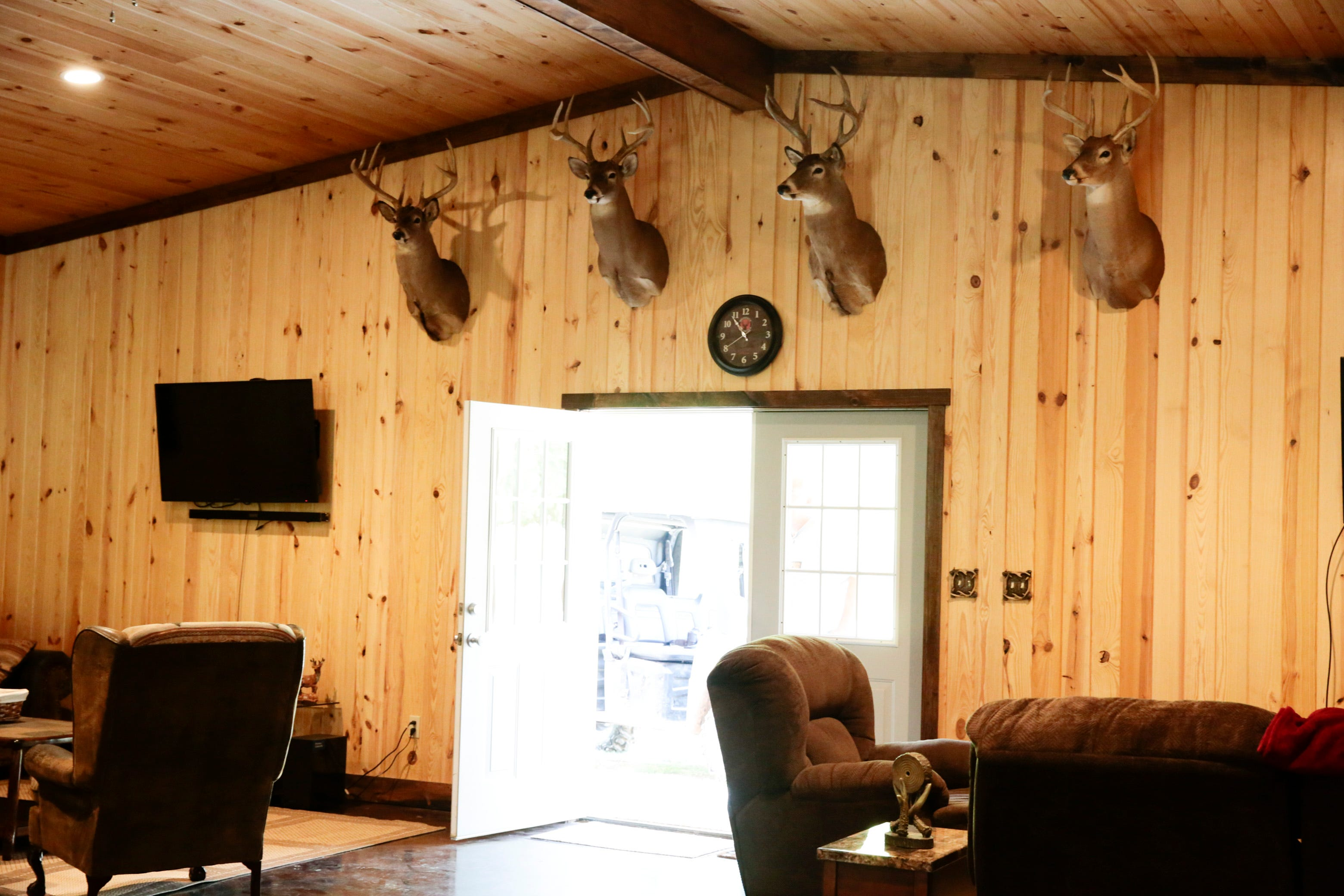 Longtime Doctor Opens Luxury Hunting Lodge