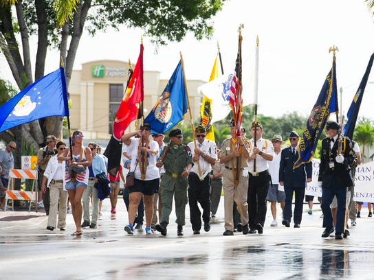 parade of heroes 2015