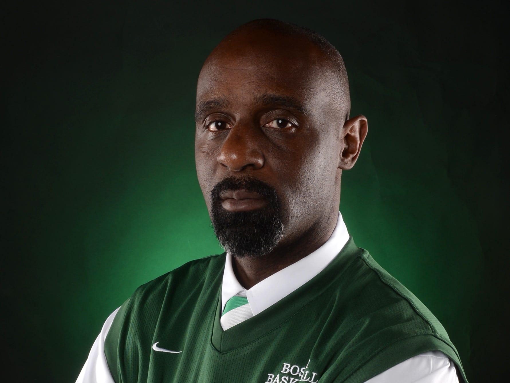 Jeremiah Williams head coach Bossier Bearkats