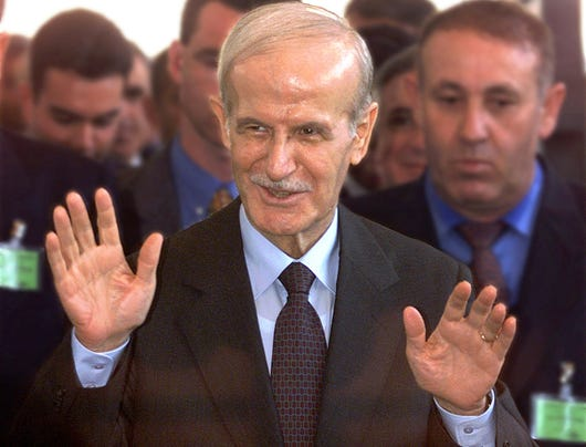 Assad Hafez