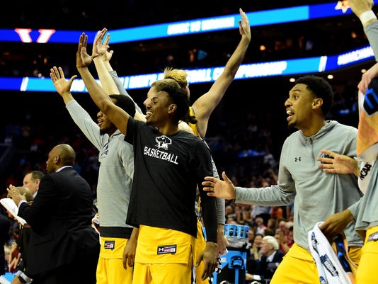 706ec430b06a No. 16 seed UMBC makes NCAA tournament history by beating Virginia