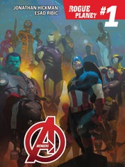 Avengers 24 NOW