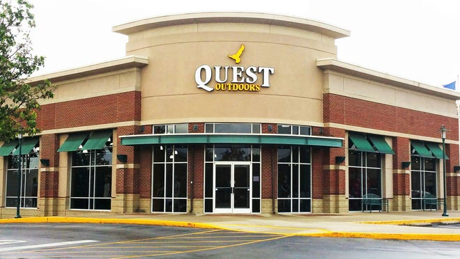 Quest Outdoors opens it's new superstore in Shelbyville Plaza with a Grand Opening Saturday