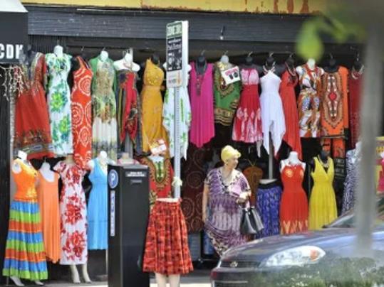 avenue of fashion