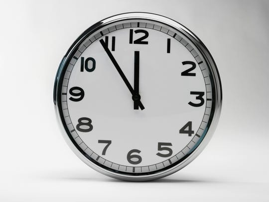 Estados Unidos adelantará la hora a partir del domingo a las 2 de la mañana (0700 GMT).