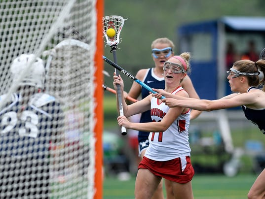 Susquehannock beats Wyomissing in District 3 girls' lacrosse