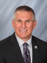 Jim Wohlpart, University of Northern Iowa provost