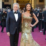 Michael Douglas and  Catherine Zeta-Jones, shown at the Oscars in February, have separated.