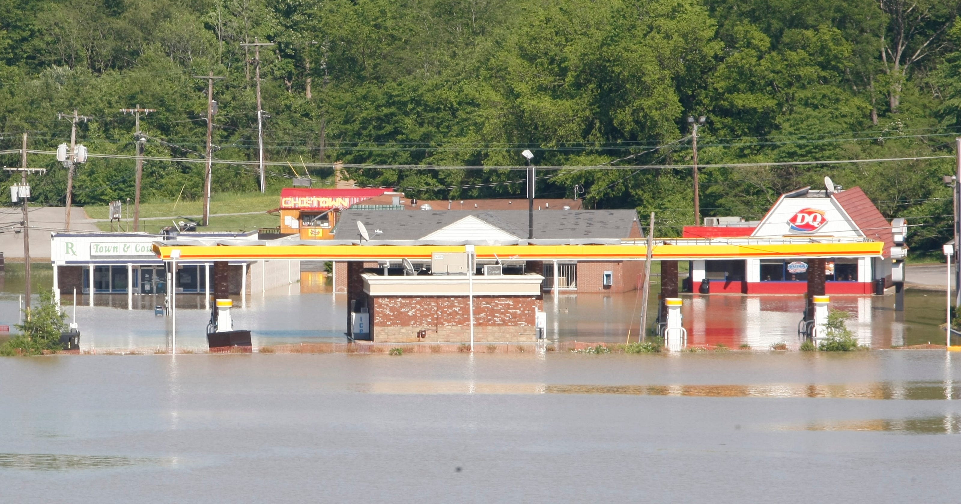 Remembering the 'Great Flood'