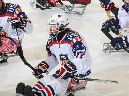 2016 Pan Pacific Sledge Hockey