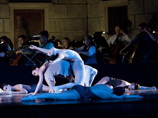 Rochester City Ballet pushed ballet's limits when it