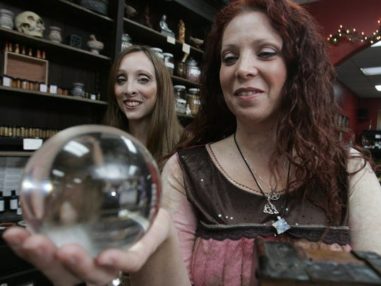 Learn about your future at the Psychic Fair on Sunday in Parsippany.