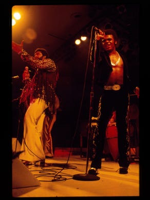 Ron Isley of The Isley Brothers
