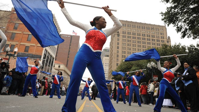 The African American Parade will be held Saturday.