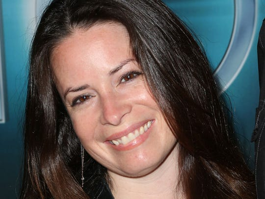 Actress Holly Marie Combs will appear at Phoenix Comicon.