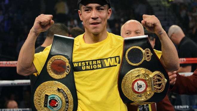 Jessie Vargas has developed a new style and a new attitude under the watch of Erik Morales. (Jayne Kamin-Oncea-USA TODAY Sports)