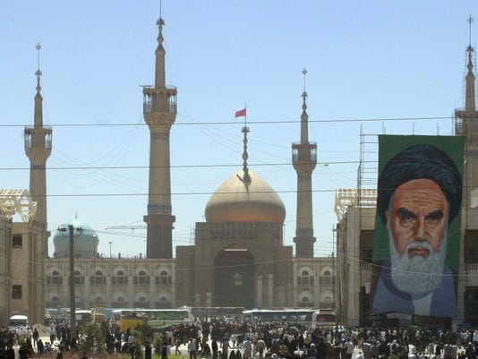 EPA (FILE) IRAN PARLIAMENT AND SHRINE SHOOTING INCIDENTS POL GOVERNMENT IRA