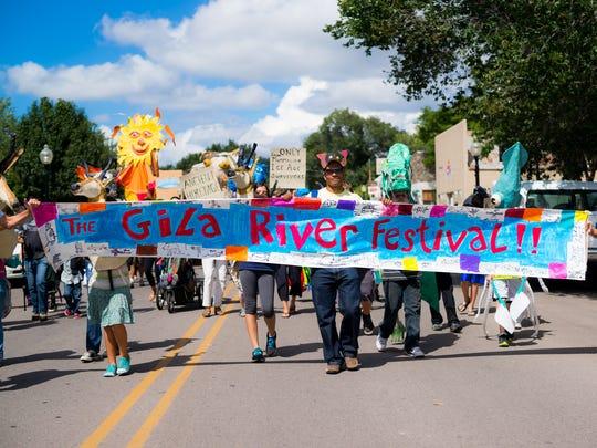The 14th annual Gila River Festival will include popular