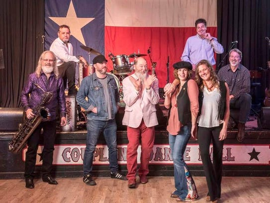 Get your medicine with Shinyribs tonight at Fifth and