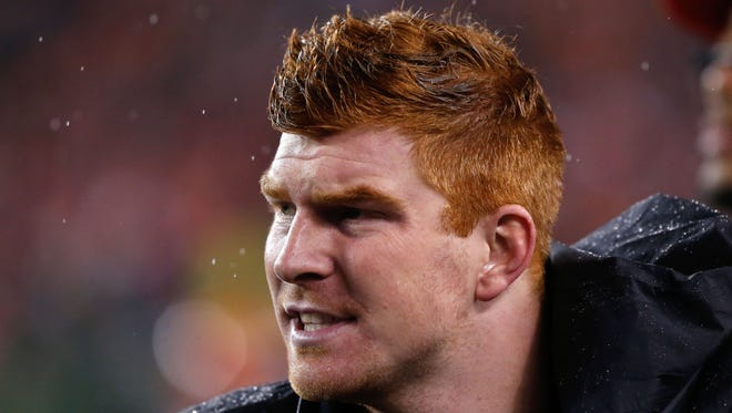 Fair or not, all eyes will be on Bengals quarterback Andy Dalton on Sunday to see if he can finally win a playoff game.